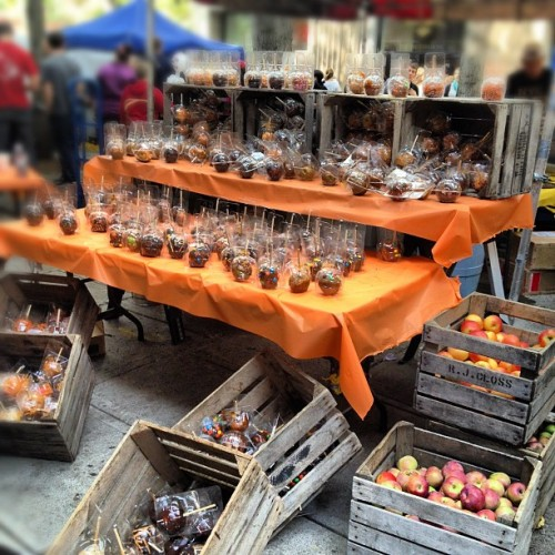 #omg #apple festival so good to be back! (Taken with Instagram at Ithaca Commons)