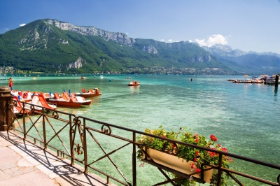 allthingseurope:  Lake Annecy, France via