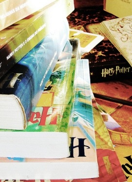 I'm proud to be a part of the Harry Potter generation.