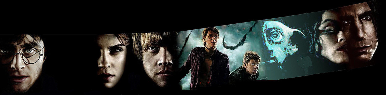 weasley-boy:  Harry Potter and the Deathly Hallows