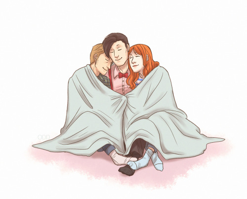 Cuddles for the Doctor Who fandom today, because we'll all need it