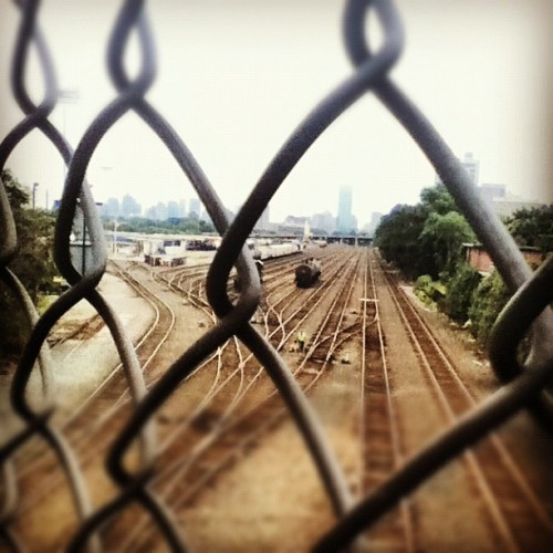 failingatbalance:  I see you, skyline (Taken with Instagram)