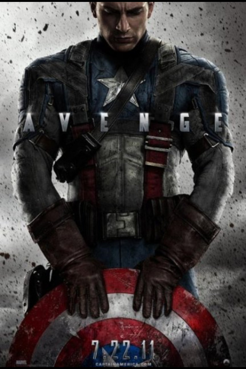 The Avengers really made me love Captain America. Which surprised me. He's kinda my favorite right now. I already liked Chris Evans quite a bit though. Sunshine and Scott Pilgrim.