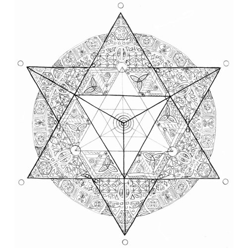 """Fourth Eye Symbol"" A Sacred Geometry StudyErin L. Rhindress"