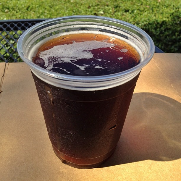 Altenmünster Dunkel #German #Beer @ 2012 Epcot International Food & Wine #EpcotFW12  (Taken with Instagram at 2012 Epcot International Food & Wine Festival)