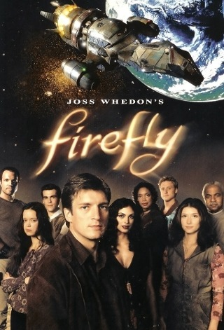 "I am watching Firefly                   """"We are too pretty for God to let us die.""""                                Check-in to               Firefly on GetGlue.com"
