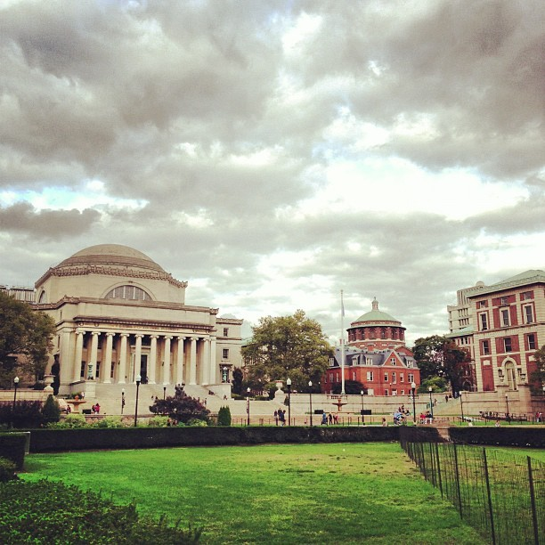 #columbia university #college #campus (Taken with Instagram at Columbia University)