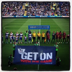 GAMEDAY #readingfc #royals #nufc #urz #epl  (Taken with Instagram)