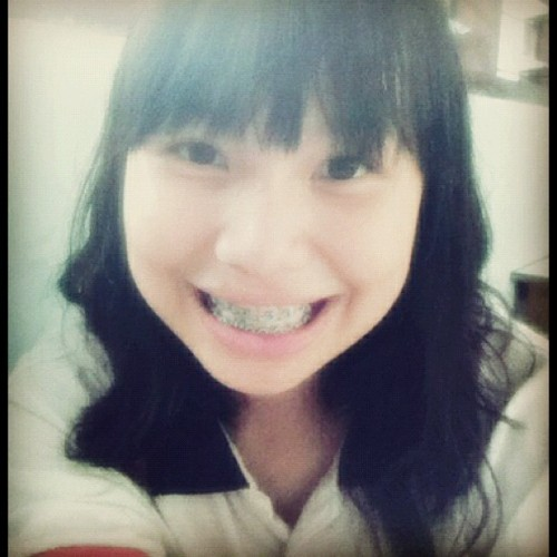 #me #myself #selfphoto #pictureoftheday #pictoftheday #braces #dailyphoto #famous #jj #ig #igers #beautiful #cute #girl #famous #instadaily #instago #instahub #instagirl #instagood #instagram #instamood #instadaily #instafamous #f4f #followme #followback #follow4follow #10like #likeme #like4like #iPhonesia #school (Taken with Instagram)