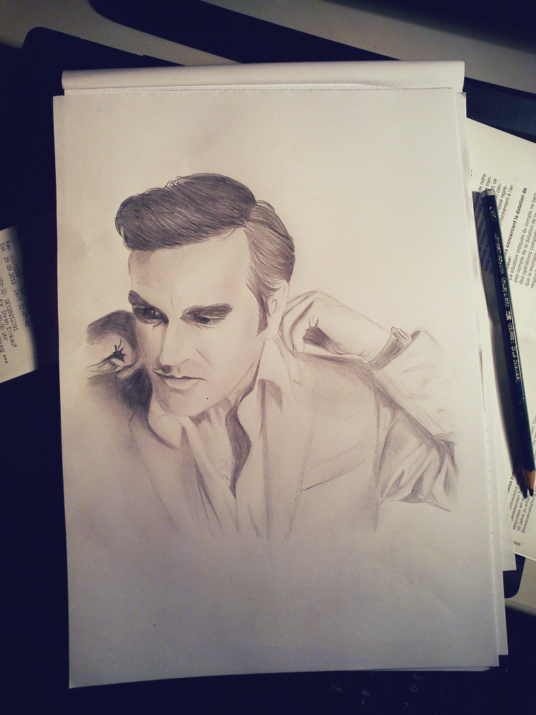 Late Drawing: Morrissey