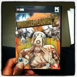 #borderlands2 #pc #Saturday #leetstreetwear  (Taken with Instagram)