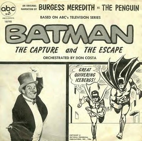 Batman; The Capture and The Escape, 1966