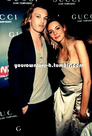 Emma Duncan x Bryan Lowell (Tamsin Egerton and Jamie Campbell Bower) Crackship. Return to the West Coast.