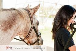 This is a picture of me and a horse I worked with at a therapeutic riding center. I've been volunteering here for a little over 6 months, and the time I've been able to spend here has made a significant impact on my life. I've seen children who couldn't even sit up take their first steps walking up to their favorite horse. Changes and improvements of these small kids have truly amazed me. If any of you have an opportunity to volunteer at a facility like this, I would recommend it. I'm in love with this job.. Seeing a smile on a child's face that you helped make can brighten your whole world and the time you spend there is with horses, how can anything get better?: