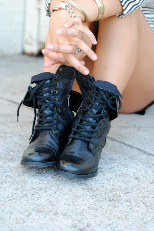 origami-dolls:  cute booties!