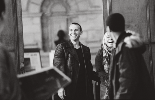Christopher, Billie, and Noel