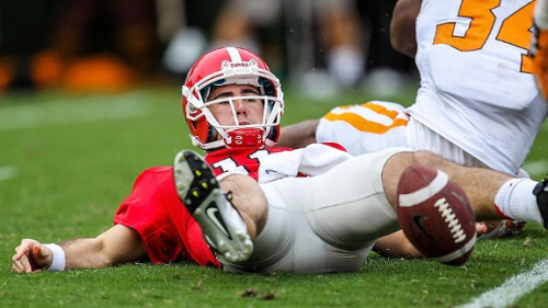 Todd Gurley, No. 5 UGA top Tennessee in 51-44 shootout