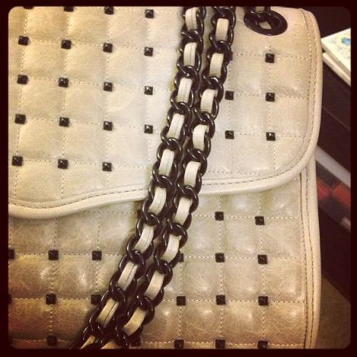 Hello pretty pretty you're so pretty.  @rebeccaminkoff  (Taken with Instagram)