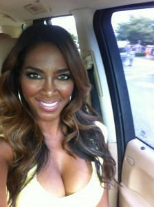 KENYA MOORE REAL HOUSEWIVES OF ATLANTA PICTURES