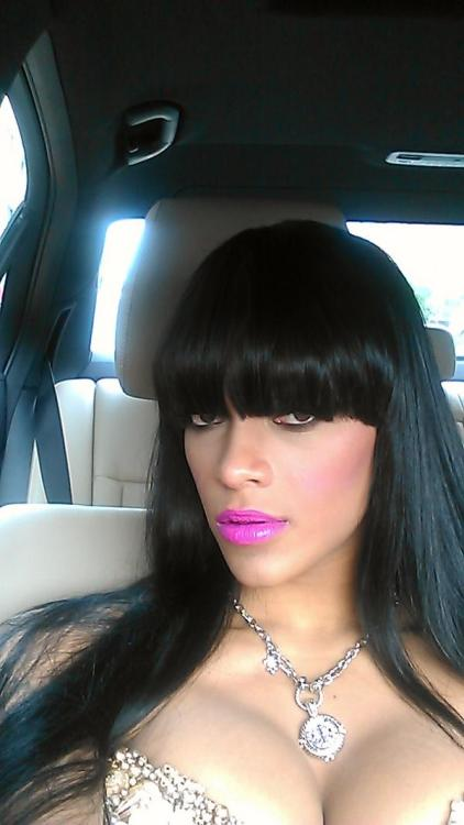 The baddest lil boosh! New Joseline Hernandez pictures!