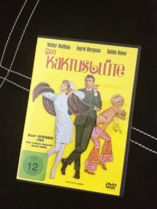 Bought this in Berlin. Love it. First time I watch it on HD.