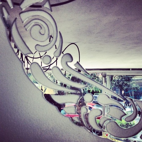 Mirror, mirror. #design #details #beauty (Tomada con Instagram)