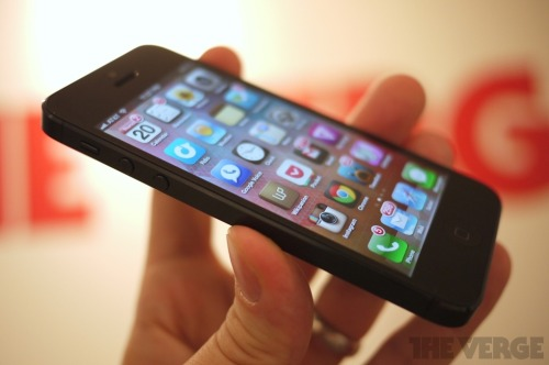iPhone 5 review | The Verge