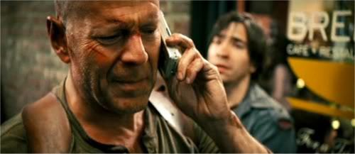 365 Days of Film182. Live Free or Die Hard I remember when I first watched this in my Physics class my senior year of high school, and my teacher would just tear this movie apart explaining how none of the stunts were actually possible. Either way, Bruce Willis is really starting to grow on me. I never was really a fan and thought of him as any other actor, but he's pretty freaking awesome. And it's actually a huge coincidence that the last couple movies I've watched starred him.