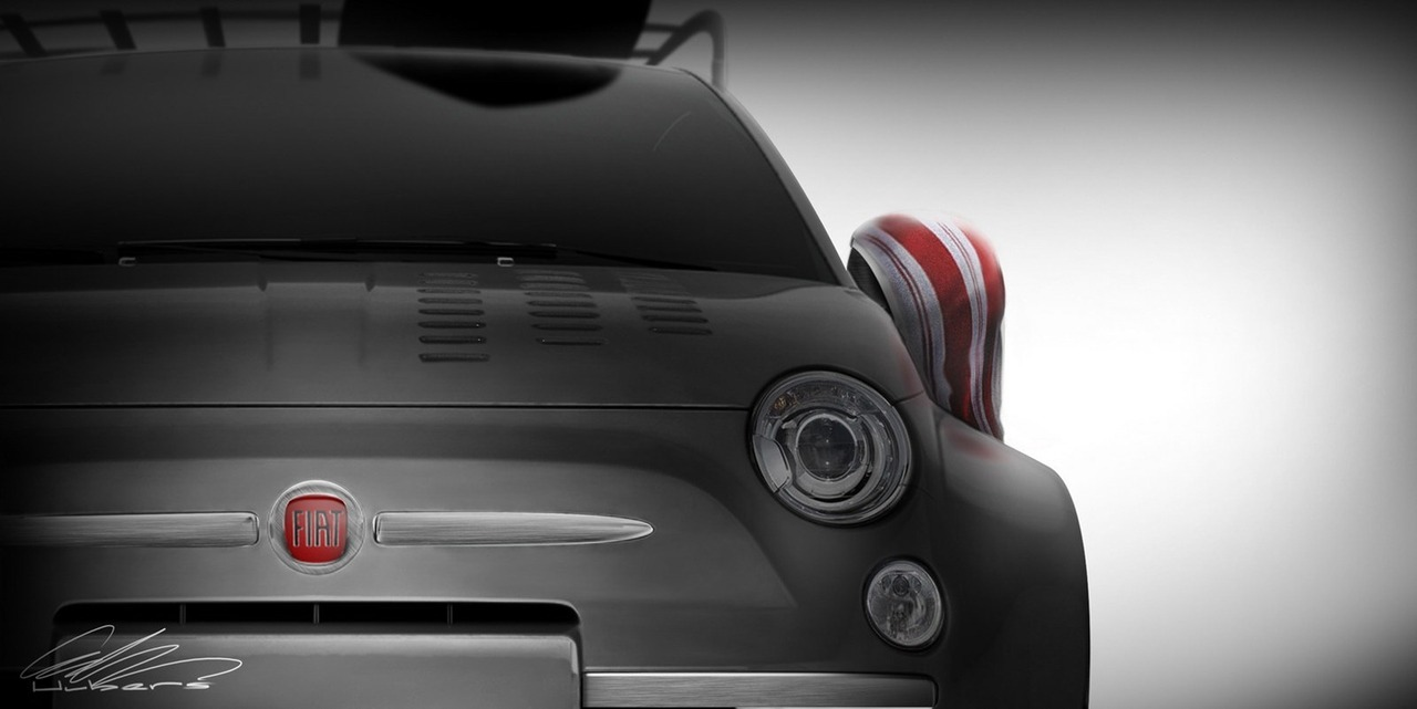 Preview! Mopar 2013 Fiat 500 Abarth (vía Carscoop)