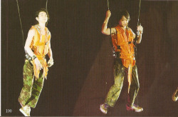 love-courage-popcorn:  See anything strange??? Poor Sho XDD