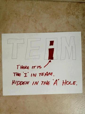 mackay:  I found the I in Team :D
