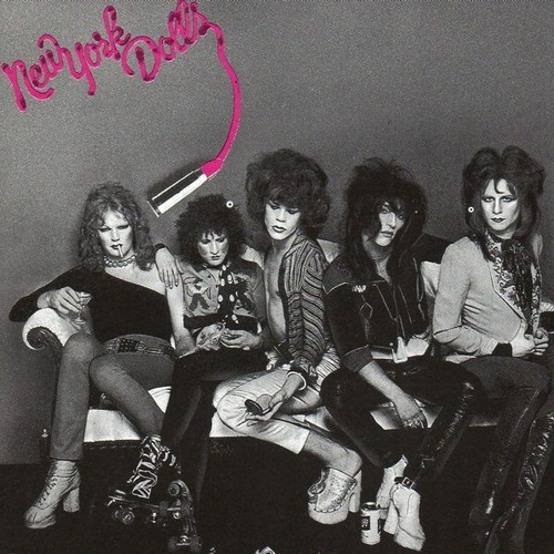 New York Dolls, The - Trash