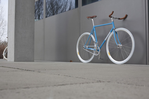 Blue Steel by Sleep Street Cycles