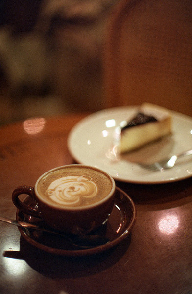 Bear bear coffee by penguin_pui on Flickr.