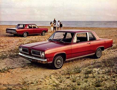 process-vision:  1968 Plymouth Valiant