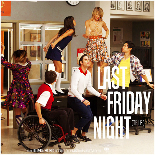 3x04 Pot O' Gold | Last Friday Night (T.G.I.F.) Alternative Episodic Still Cover
