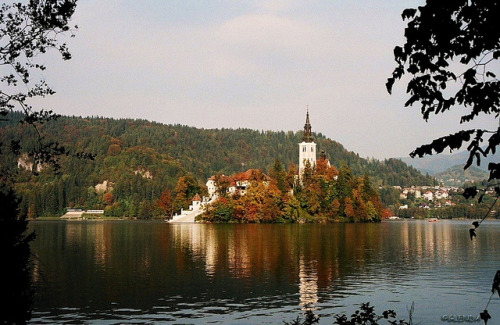 Lake Bled, Slovenia by NZSam on Flickr.