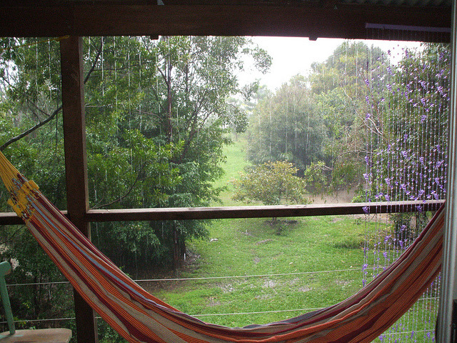 I love rainy days.. by Wyldeskye on Flickr.