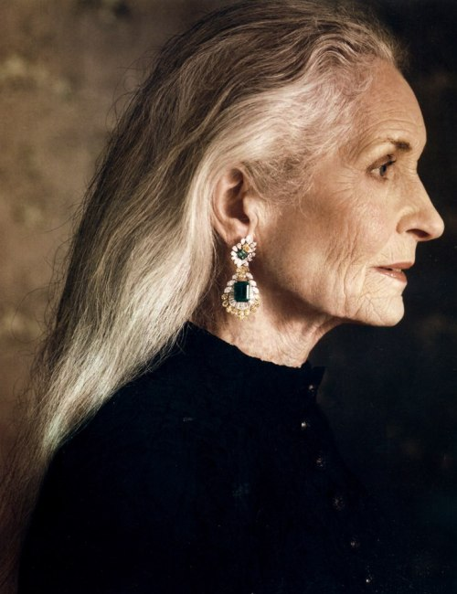 felixinclusis:  edithshead: Daphne Selfe. photographer unknown