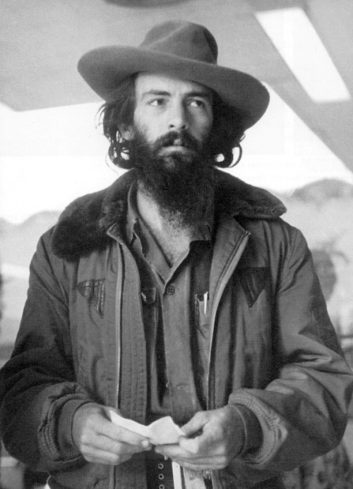 oohmybeard:  Camilo Cienfuegos, one of the bearded revolutionaries of the Cuban Revolution OH MY BEARD!