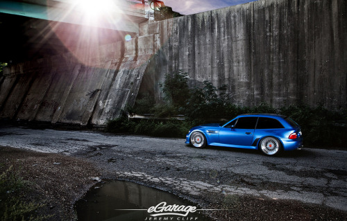 """Awkward"" BMW Z3M Coupe (version 1) (by jeremycliff)"