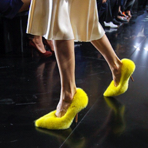 teen-witches:  👠 #celine #ss13  (Taken with Instagram)