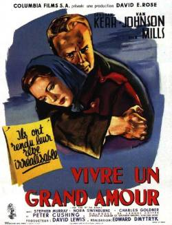 Movies I've Seen in 2012  181.  The End of the Affair (1955)  Starring:  Van Johnson, Deborah Kerr, John Mills   Director:  Edward Dmytryk Rating:  ★★★/5