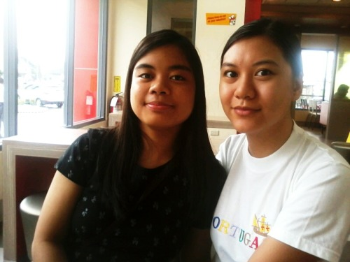 Breakfast with sis Agatha (and family) at Jollibee. Nothing beats family time every Sunday! Bloglovin' | Facebook | Twitter | Pinterest  Ask Me | Instagram | Fashion Code 101