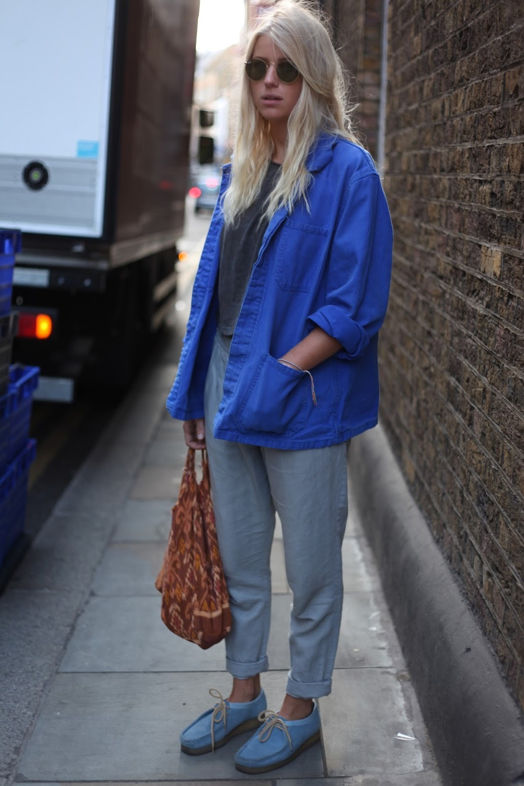 kendaatlarge:  london fashion by paul: street muses - shelton street, covent garden, london.