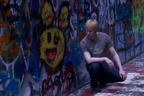 Photo XXX: Graffiti Alley
