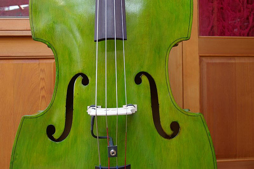 tired-of-being-a-siderunner:  Green bass <3
