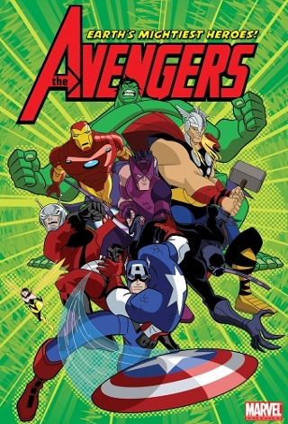 I am watching The Avengers: Earth's Mightiest Heroes                                                  817 others are also watching                       The Avengers: Earth's Mightiest Heroes on GetGlue.com