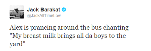 the-kellic-ship:  All Time Low everyone
