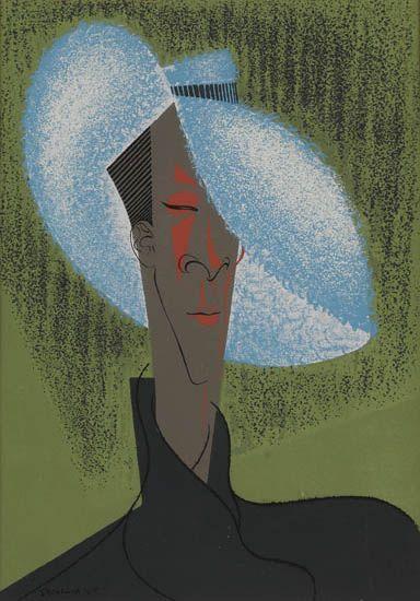 blackcontemporaryart:  Untitled (Man in Blue Hat), Roy DeCarava, 1945